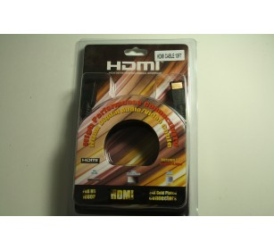 1.4V 10' HDMI TO HDMI CABLE(retail packg