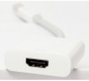 Thunderbolt to HDMI cable adapter 20cm