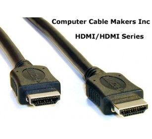 1.4V 15' HDMI TO HDMI W/FERRITE CORECAB