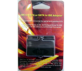 SATA to IDE Dongle or IDE to SATA Dongle